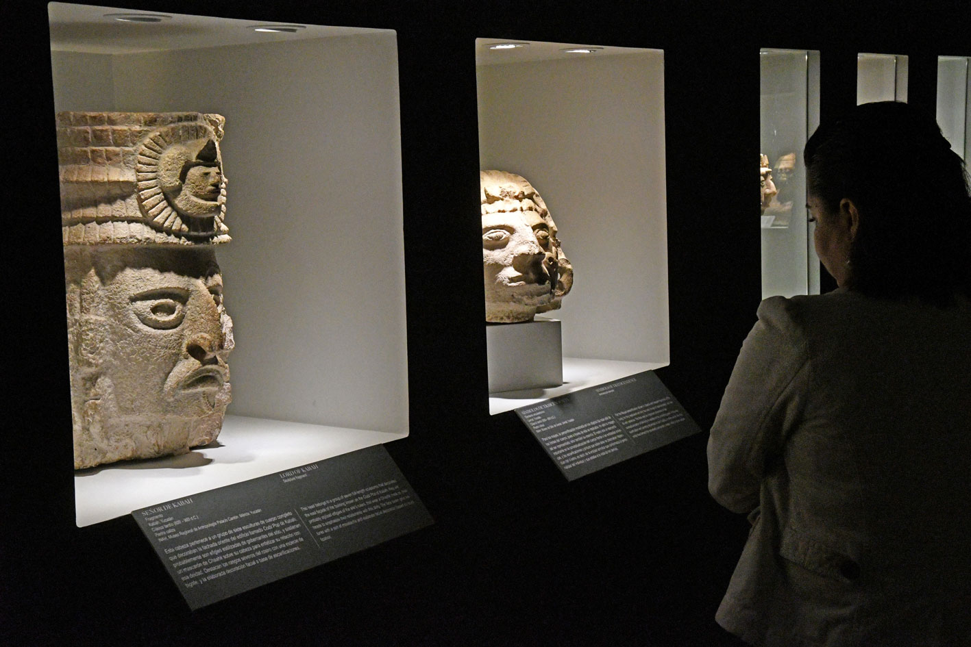 Mayas, el lenguaje de la belleza. Miradas cruzadas. Museo Nacional de Antropología.