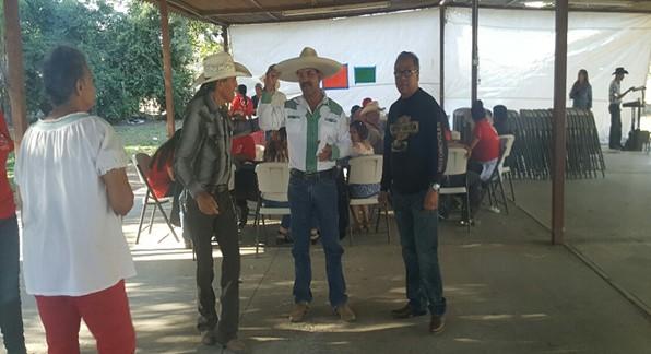 Cabalgata De Mujeres En San Bernardino Instituto De Los Mexicanos En El Exterior Gobierno