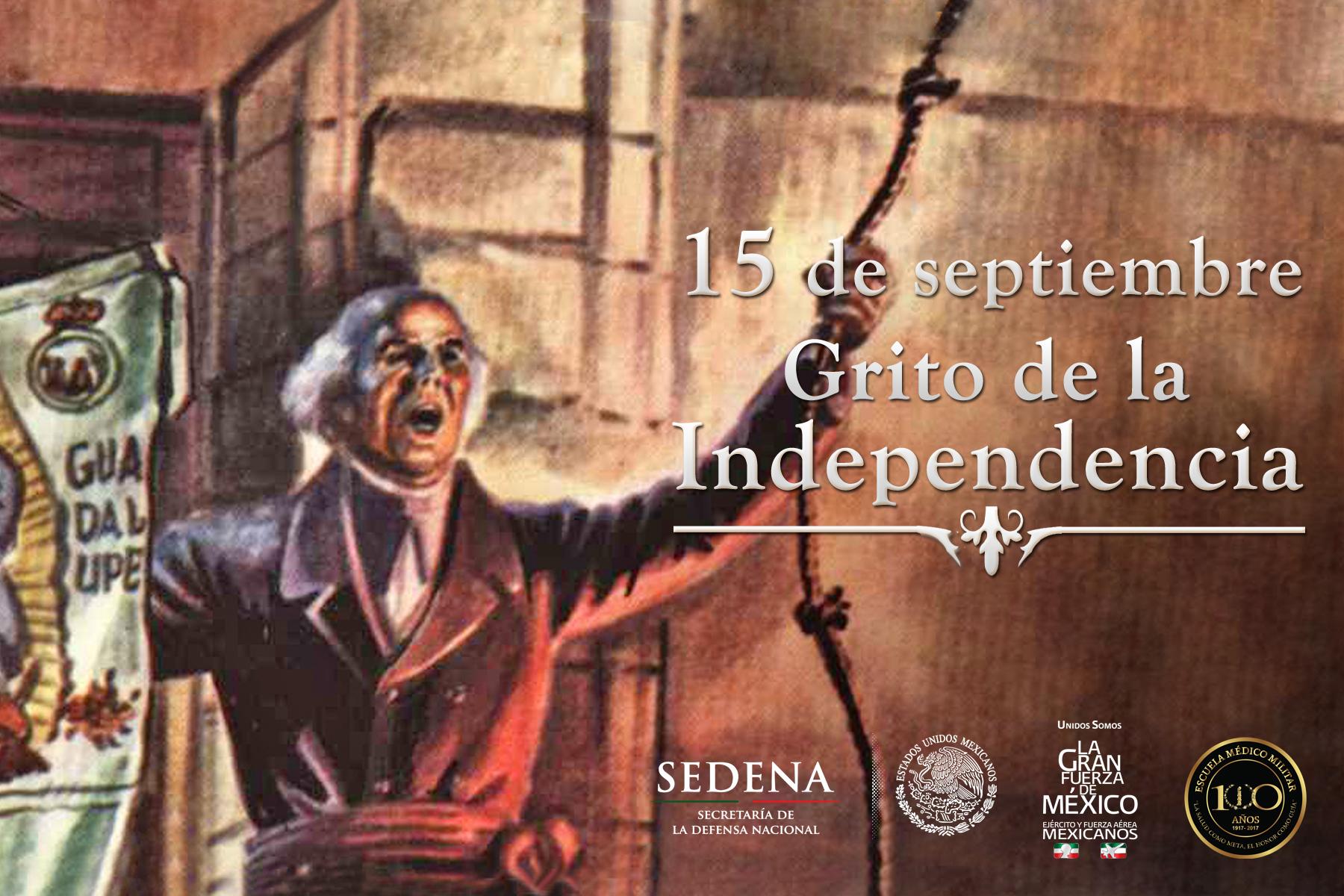 """""""CCVII Aniversario Del Grito De La Independencia"""