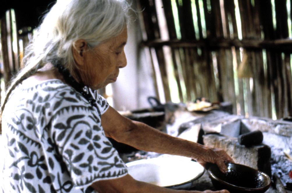 Etnografia do povo Mazatec de Oaxaca