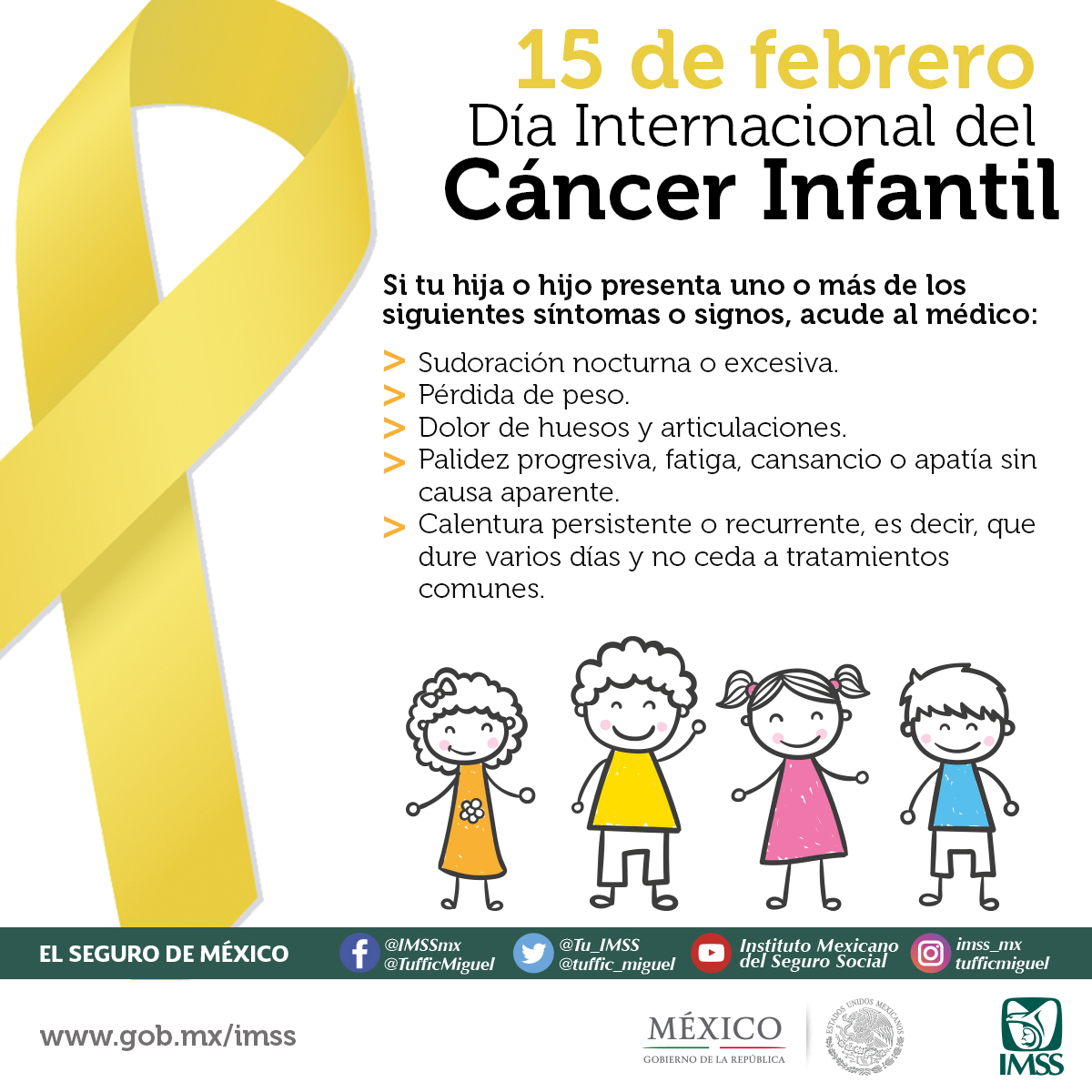 que es cancer infantil