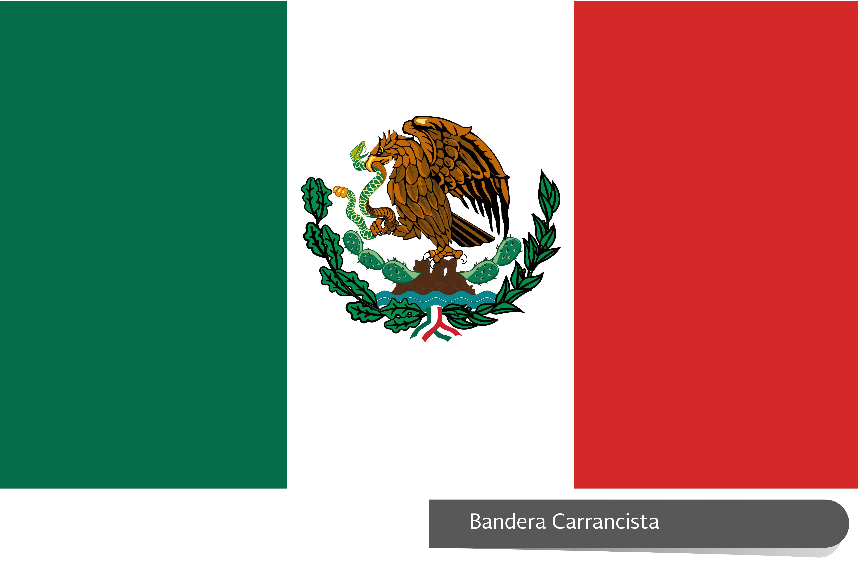 De mexico fotos de la bandera
