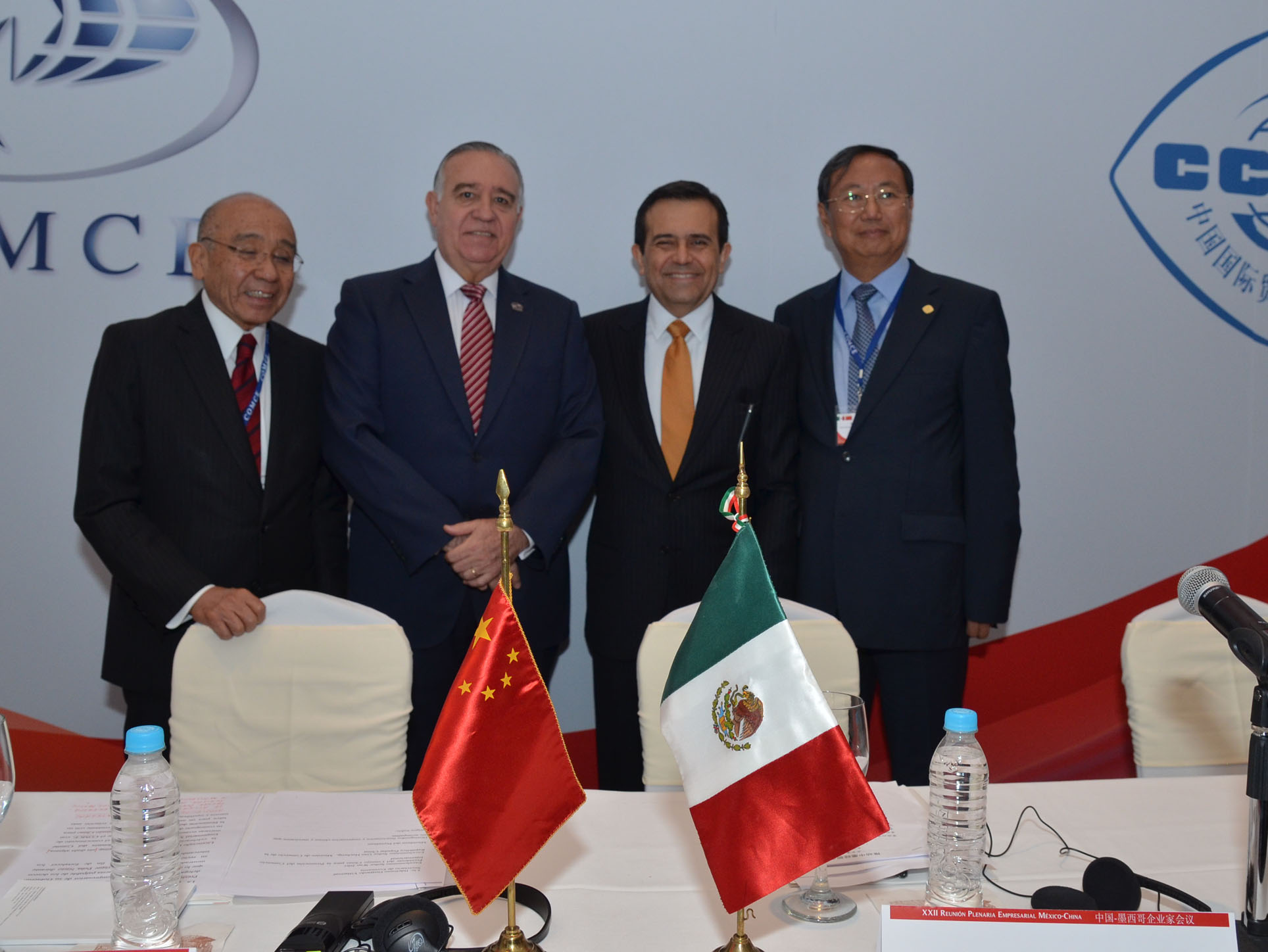 95a xxii reunion plenaria empresarial mex. china 1