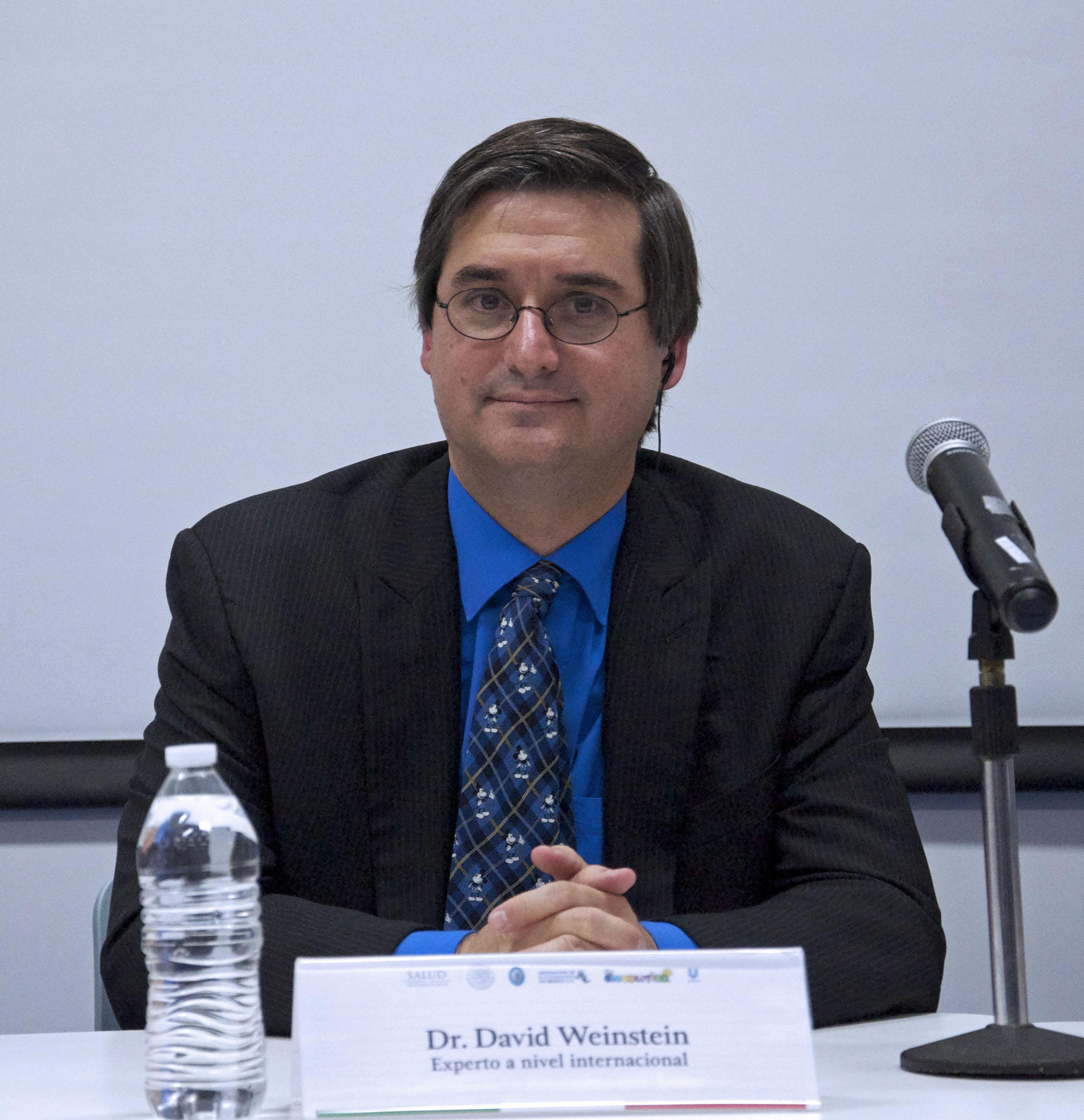 Dr David Weinsteinjpg