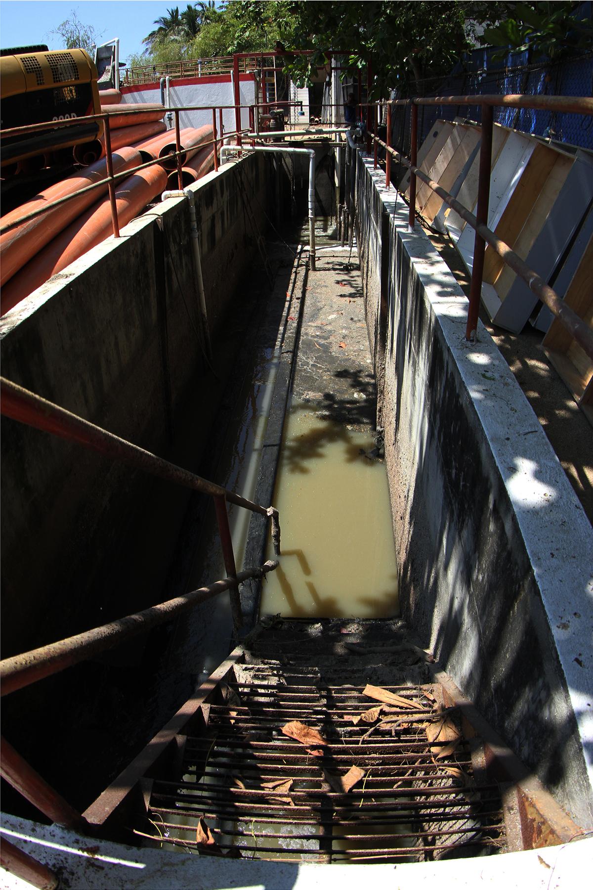 Con la modernización de la planta de tratamiento de aguas residuales se cubrirá la demanda de los habitantes y la de sus visitantes.