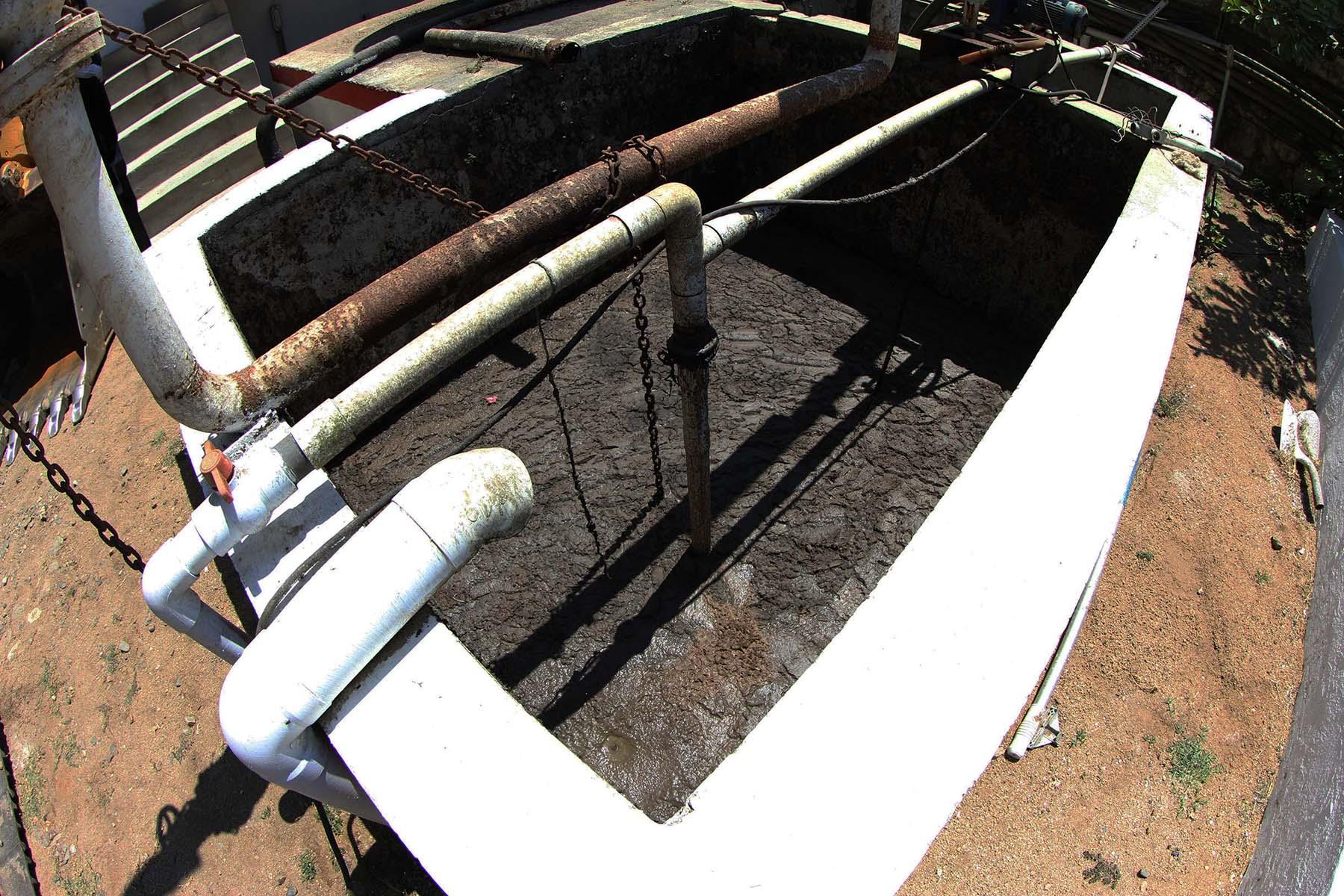 Se incrementará la capacidad de la planta de tratamiento de aguas residuales de Sayulita 20 a 80 litros por segundo (l/s).