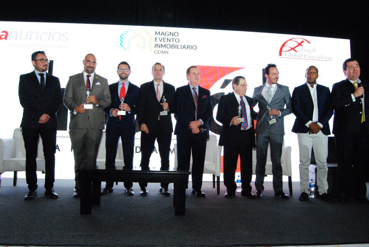 Premio ícono inmobiliario de año a lo más destacado del sector vivienda