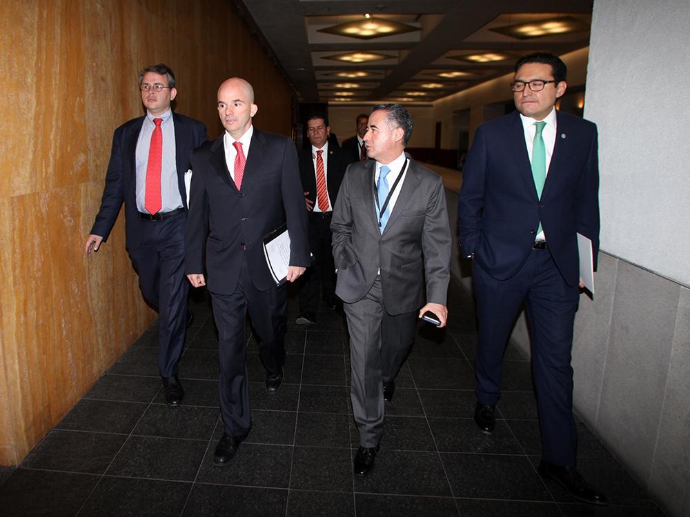 Reunión de Ministros de Relaciones Exteriores y Ministros de Finanzas del Grupo de Lima