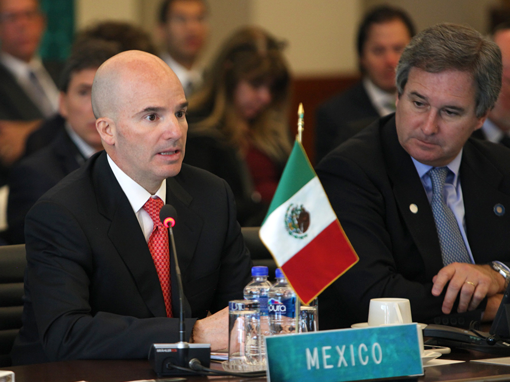 Reunión de Ministros de Relaciones Exteriores y Ministros de Finanzas del Grupo de Lima.