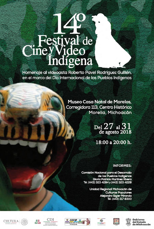 14º. Festival de Cine y Video Indígena
