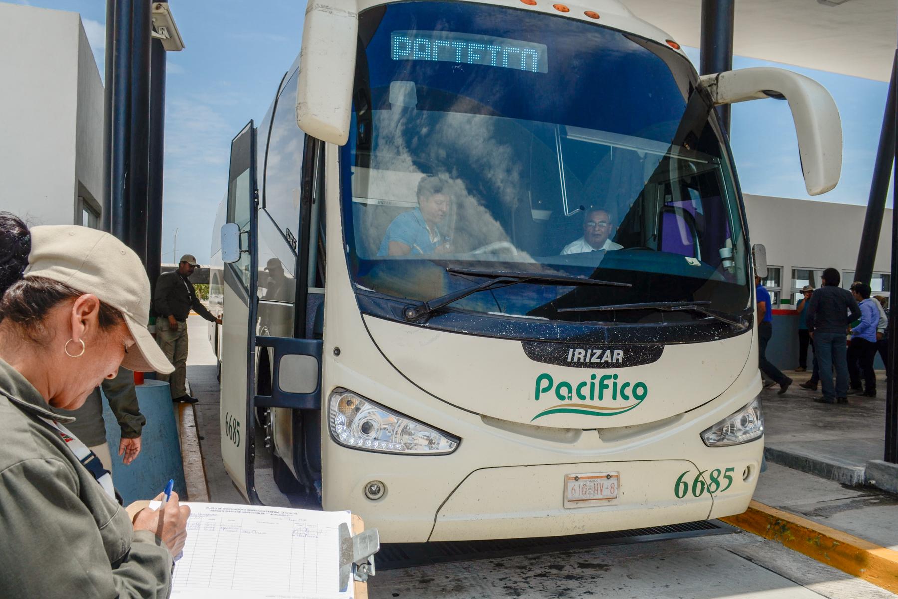 El transporte de pasajeros sometido a revisión