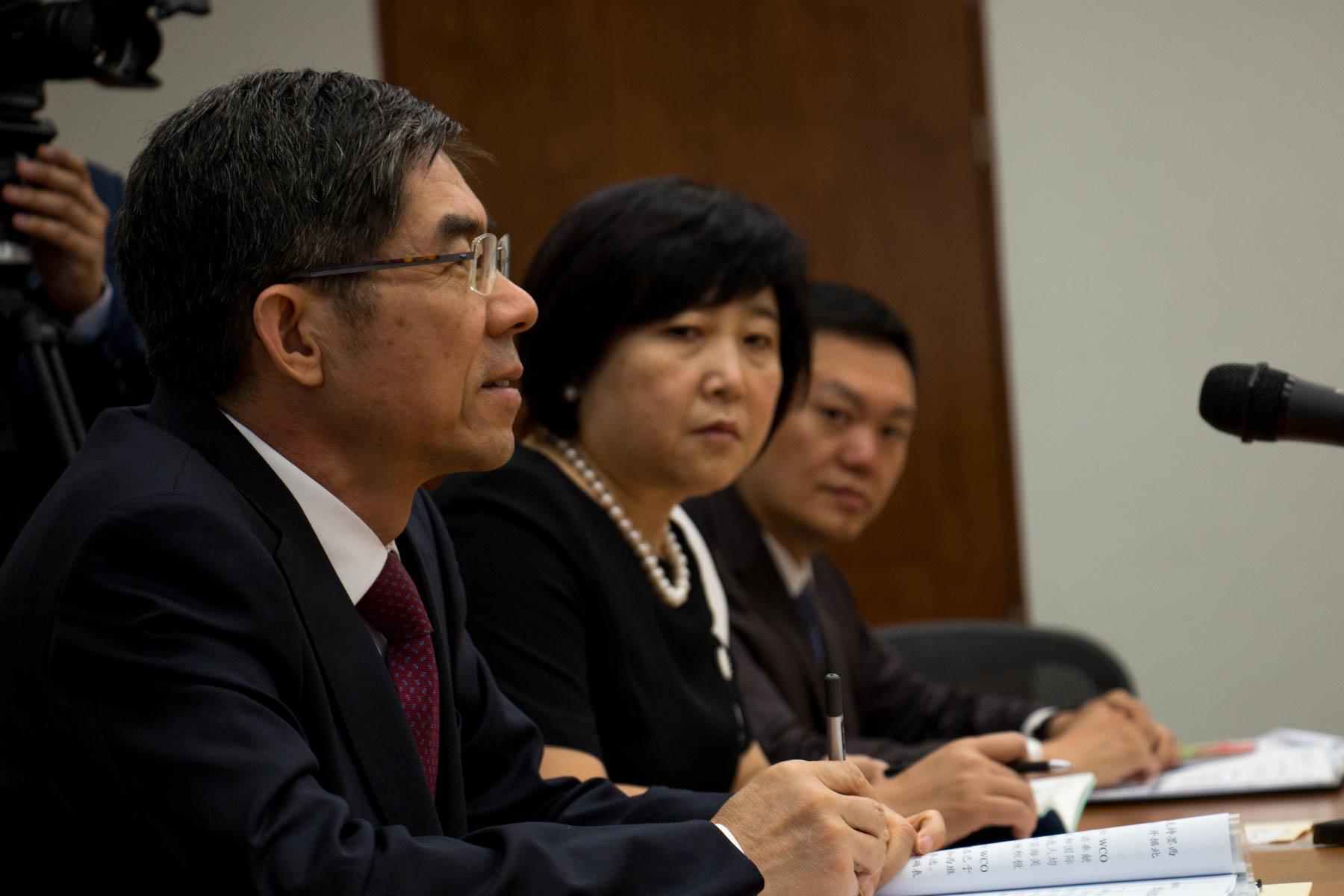 Viceministro de la GACC, Wang Lingjun