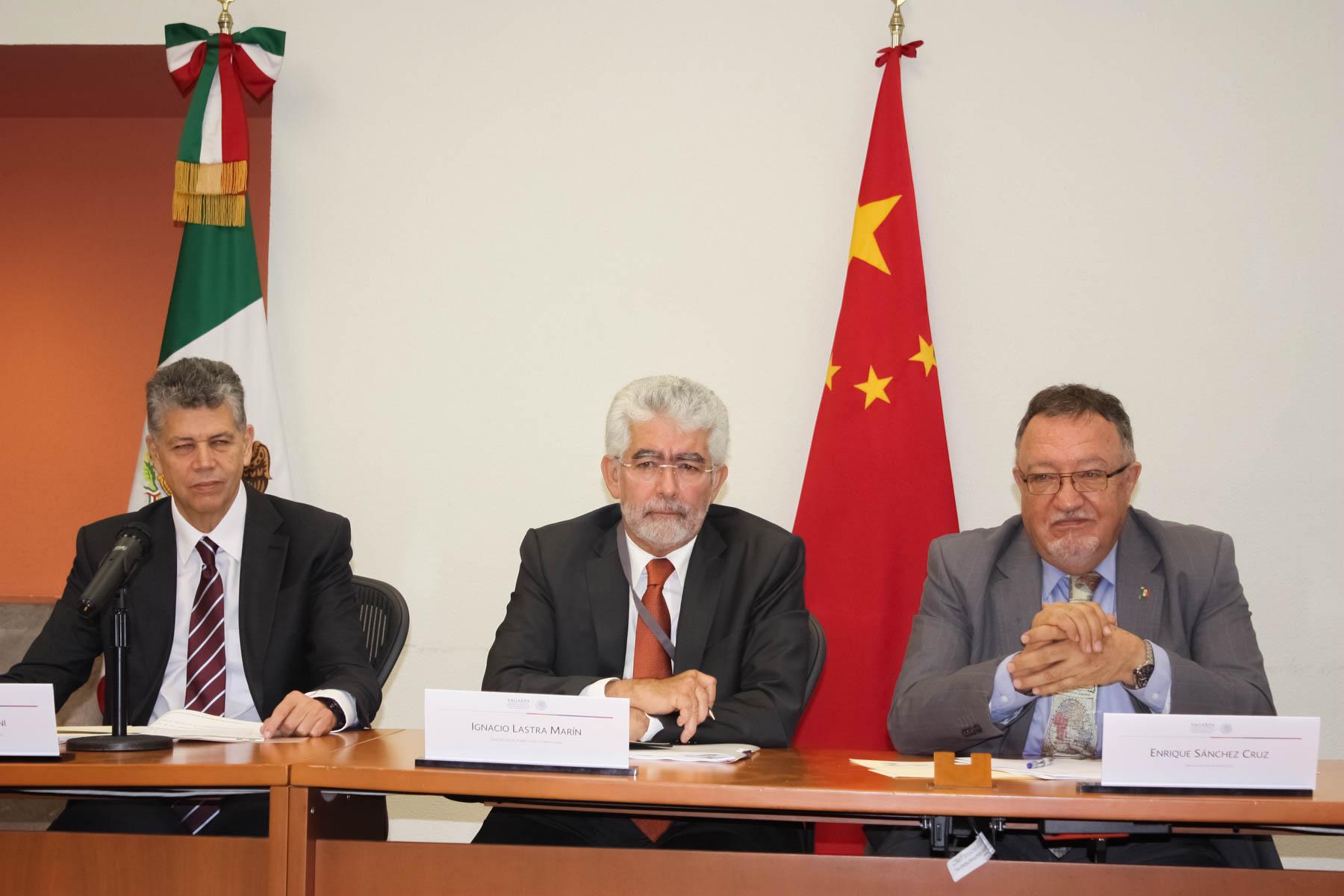 Subsecretario de Alimentación, Ignacio Lastra