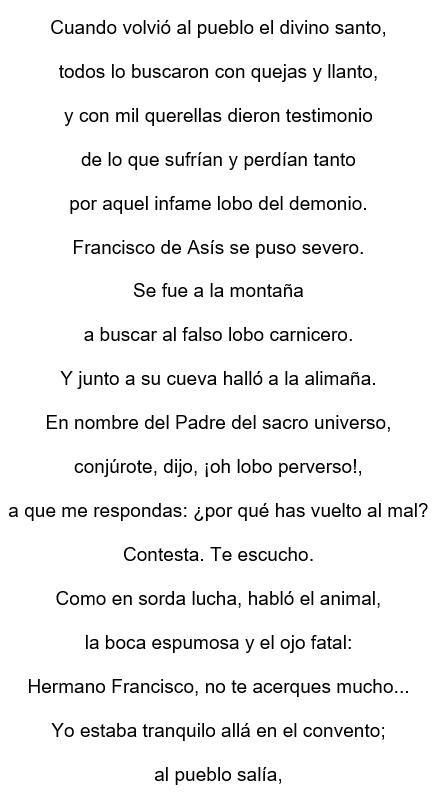 Poema Ambiental Los Motivos Del Lobo Secretaría De Medio Ambiente Y Recursos Naturales Gobierno Gob Mx