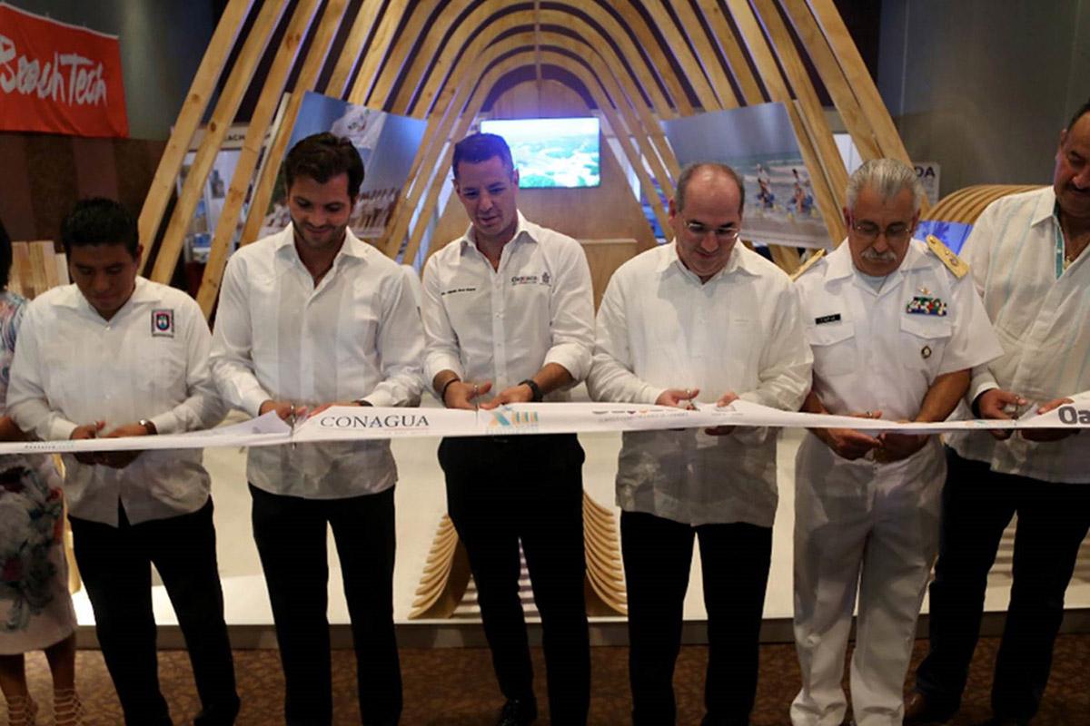 Inauguran la Expo Playas Limpias, un sitio creado para difundir experiencias exitosas que contribuyen al mejoramiento de la experiencia turística costera.