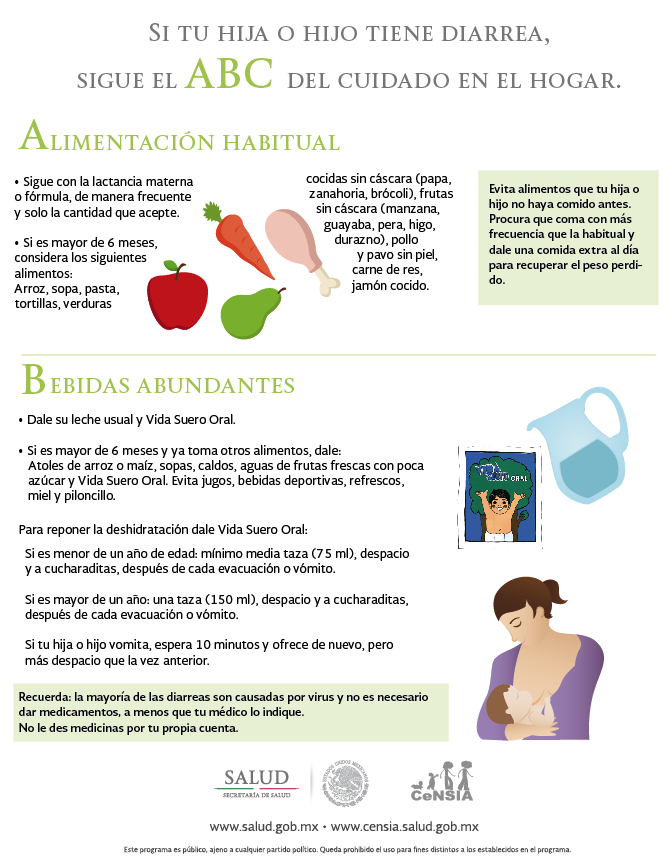 Aprende A Prevenir Las Enfermedades Diarreicas Agudas