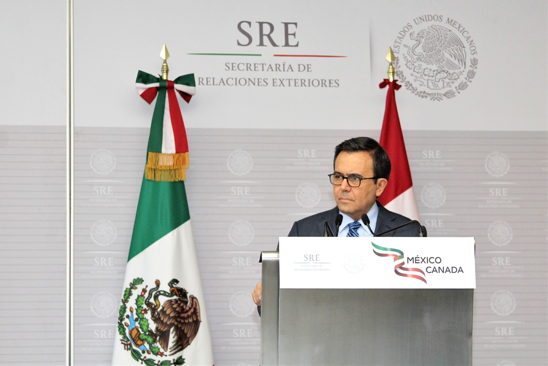 Mensaje a Medios del Secretario Ildefonso Guajardo