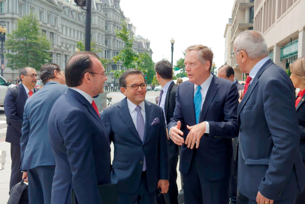 Delegación Mexicana en Washington, D.C.