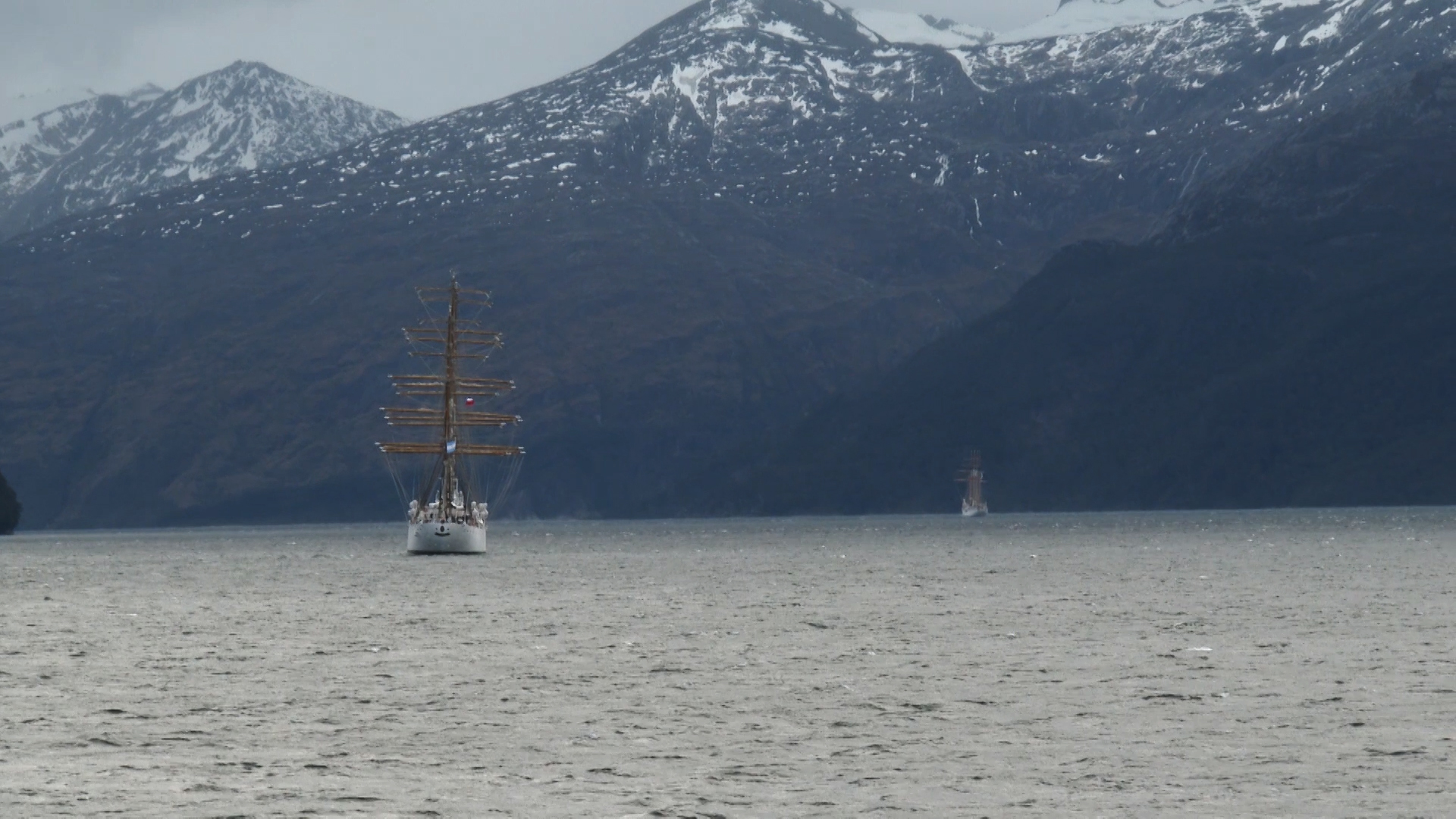 Arribo de regata Velas Latinoamérica