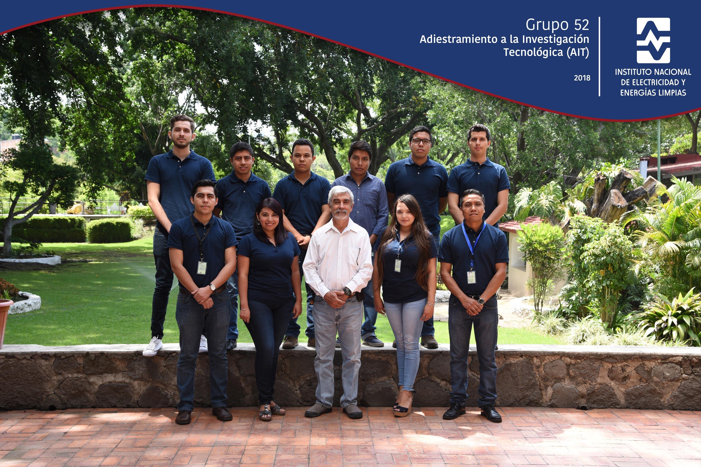 Grupo de Adiestramiento e Investigación Tecnológica No. 52
