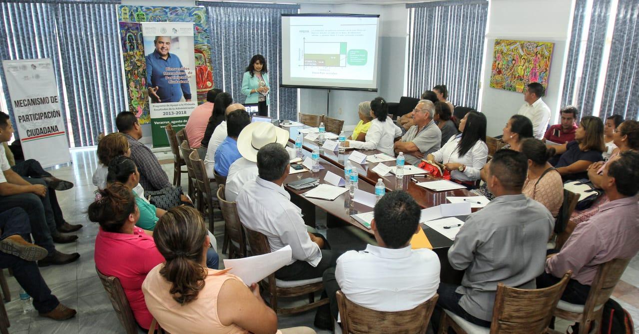 Presentación del Programa de Apoyo a la Vivienda, Resultados de la Administación 2013 - 2018