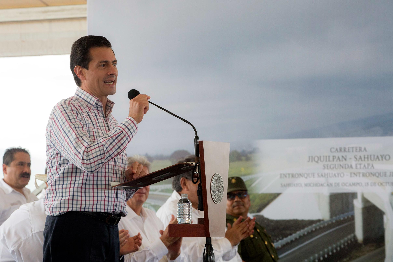 México demanda un aeropuerto moderno y de largo plazo: EPN