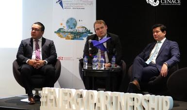 """Celebran México y Alemania el foro """"Aprovechando la digitalización en el sector energético"""", organizado por la GIZ, la CRE y el CENACE"""