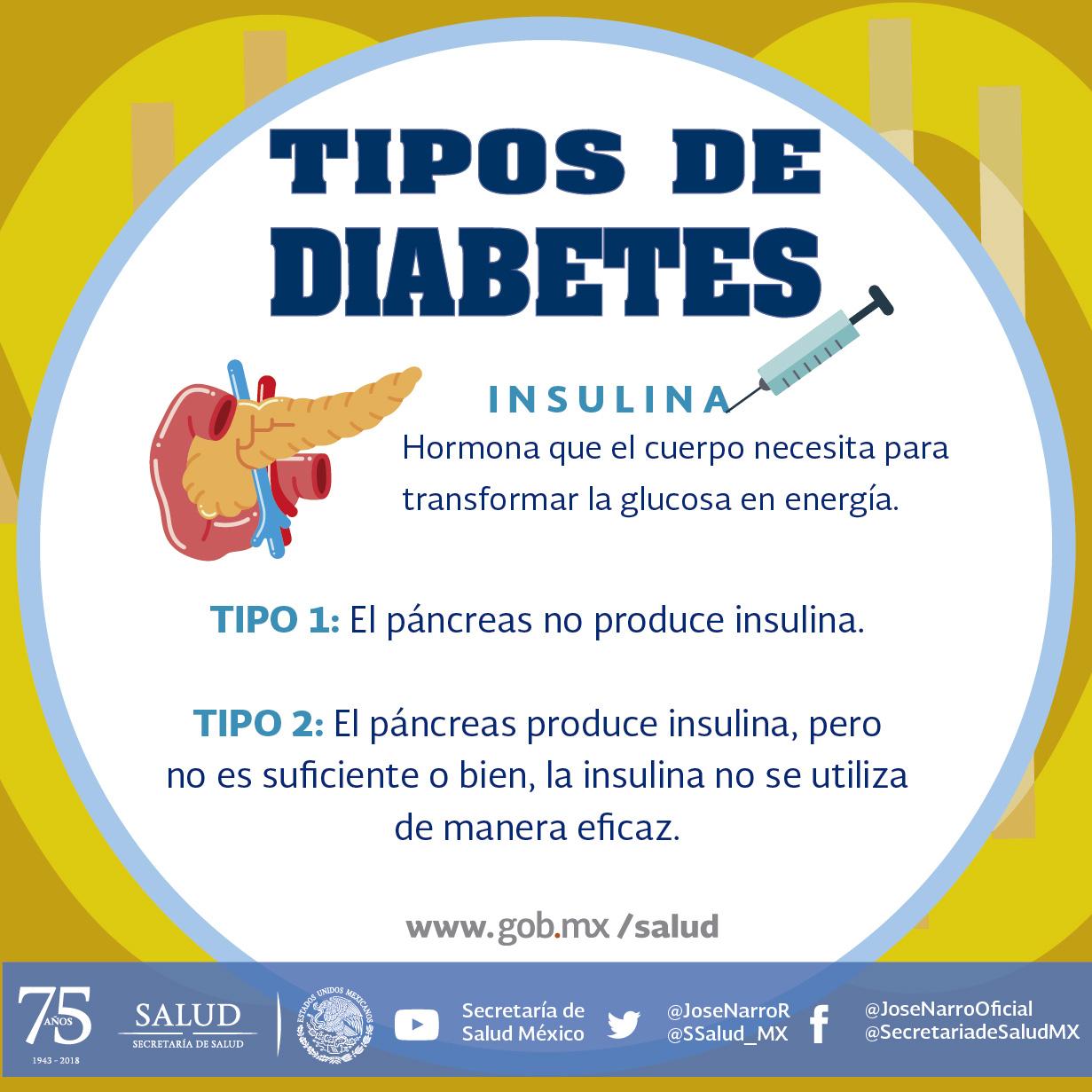 información sobre la diabetes en español