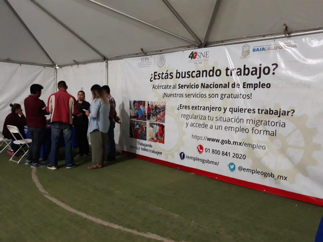 Instala Módulo De Colocación Laboral Para Migrantes En