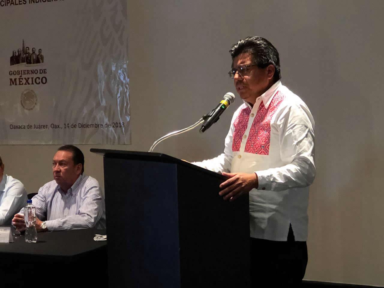 Dinámica de cooperación, única estrategia para apoyar a indígenas