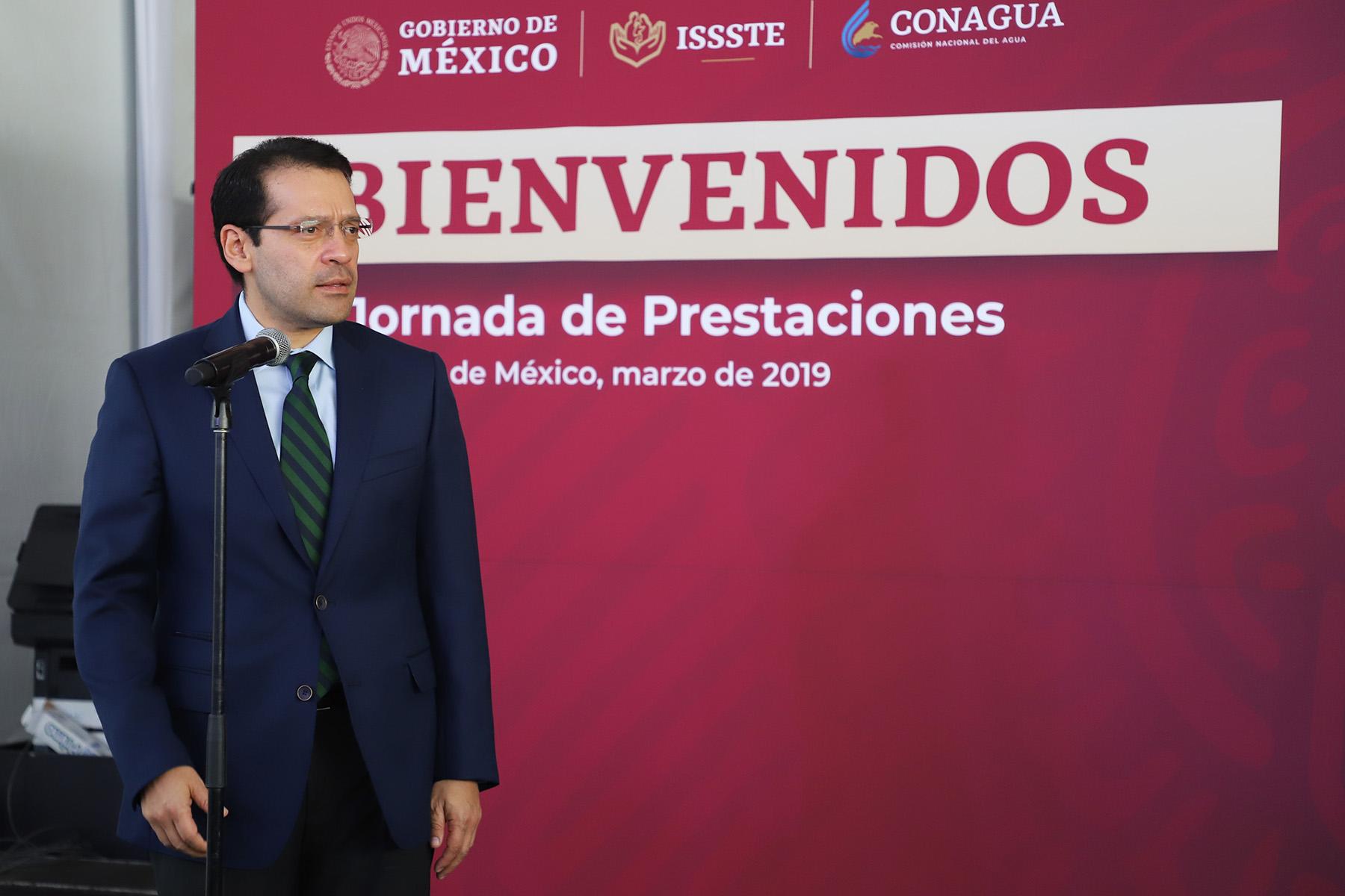 El Director General del ISSSTE, Luis Antonio Ramírez Pineda, afirmó que es necesario impulsar las acciones de prevención a la salud desde temprana edad.