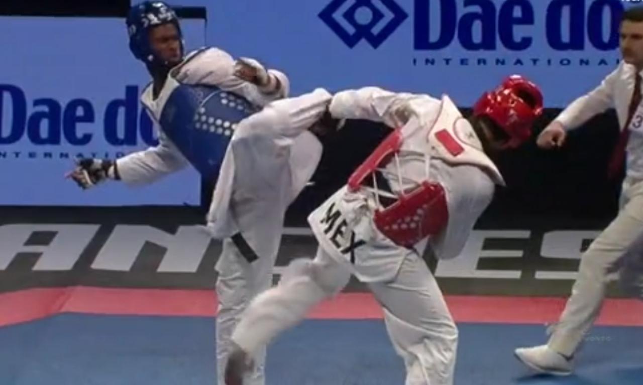 Plata para Carlos Sansores en Mundial de Taekwondo Manchester 2019 |  Comisión Nacional de Cultura Física y Deporte | Gobierno | gob.mx