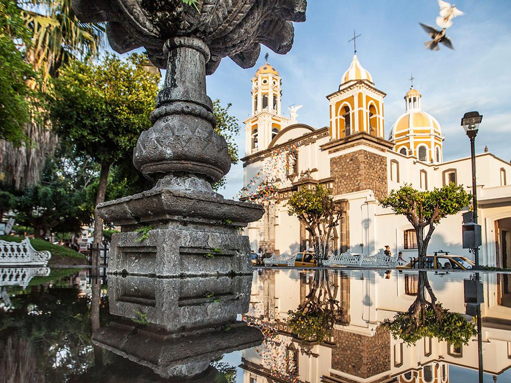 Comala, uno de los destinos diferentes en México para verano.