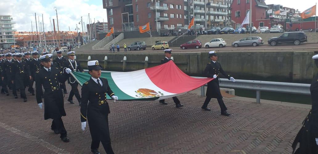 Desfile Holanda