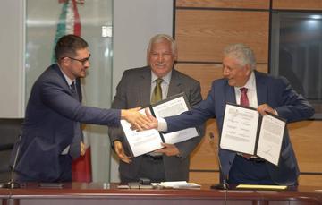 Firman Sader y Procuraduría Agraria convenio para que ejidatarios y mujeres rurales accedan a proyectos productivos y programas sociales