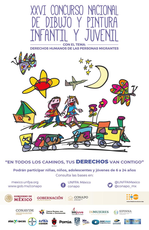 Xxvi Concurso Nacional De Dibujo Y Pintura Infantil Y