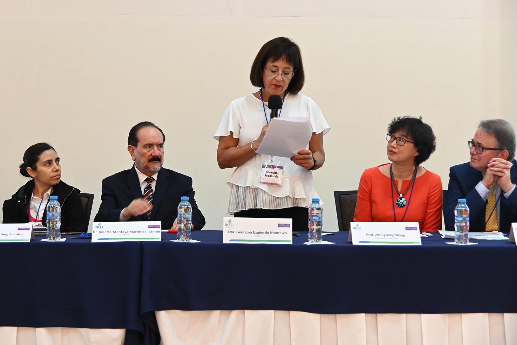 Nuestra Directora General Dra. Georgina Izquierdo Montalvo