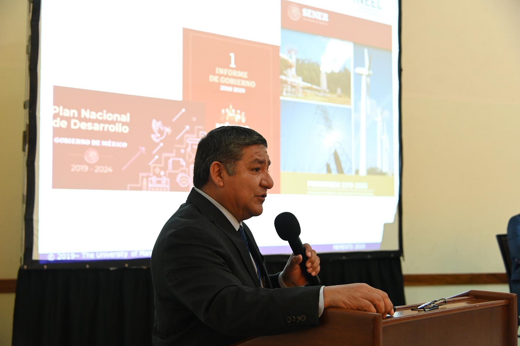Por parte de nuestro Centro de Posgrado doctor García Colón.