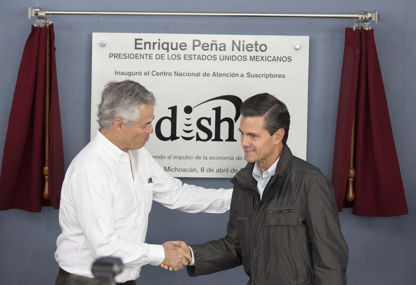 Puesta en operacin del contact center de dish 13727509233 o