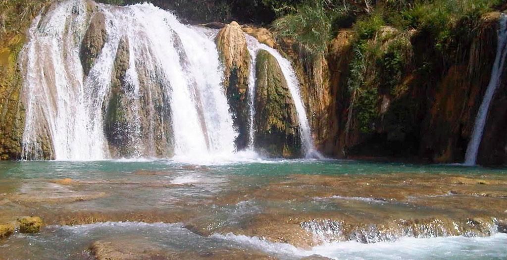 cascadas de Toloapa