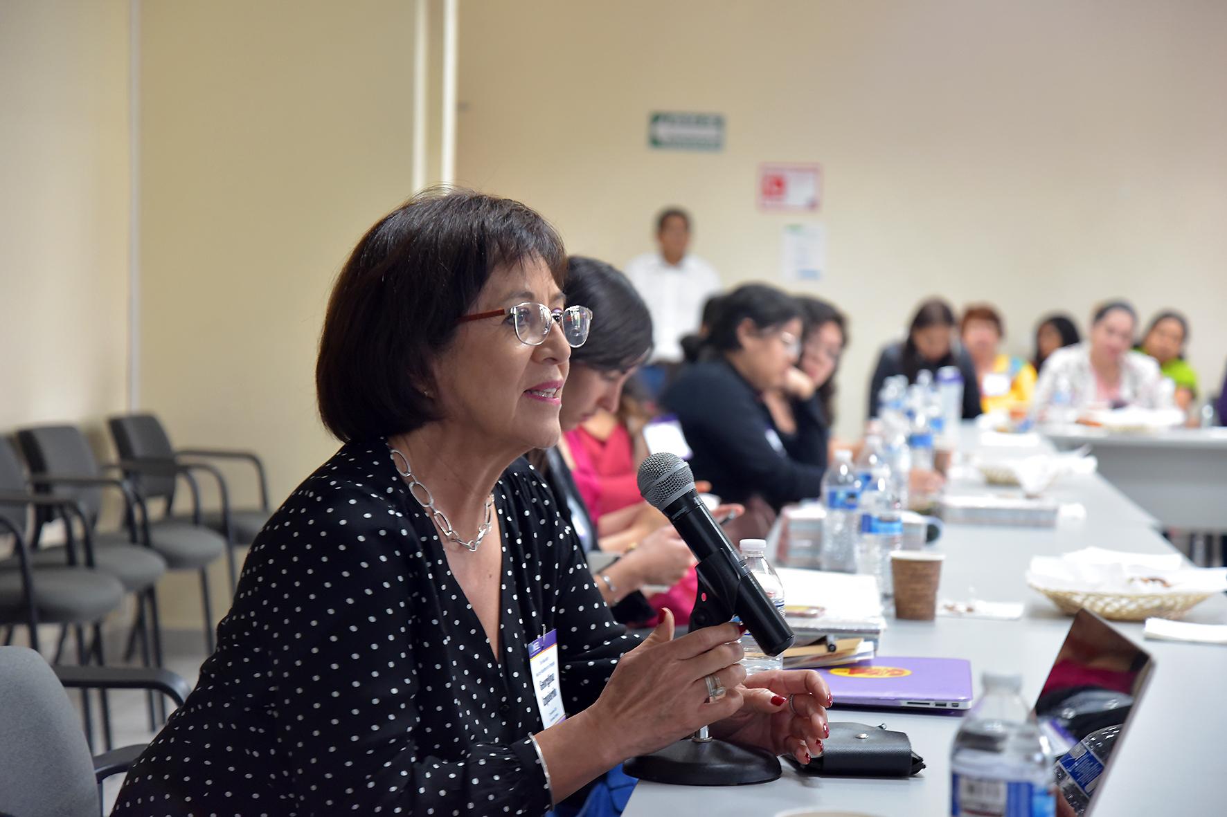 Participantes aportaron sus brillantes ideas para hacer de esta red un mecanismo para atraer a jóvenes y contribuir a fortalecer y beneficiar al #SectorEnergético mexicano.