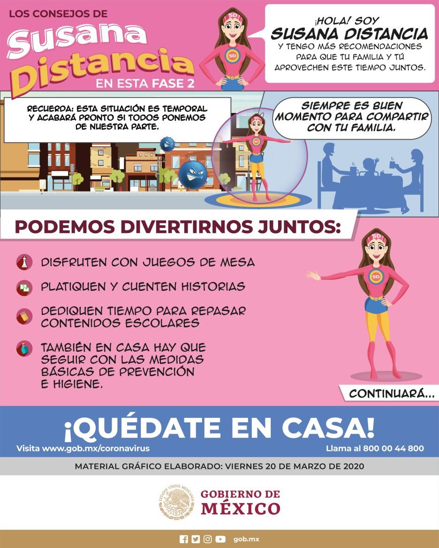 Susana Distancia | Telecomunicaciones de México | Gobierno | gob.mx