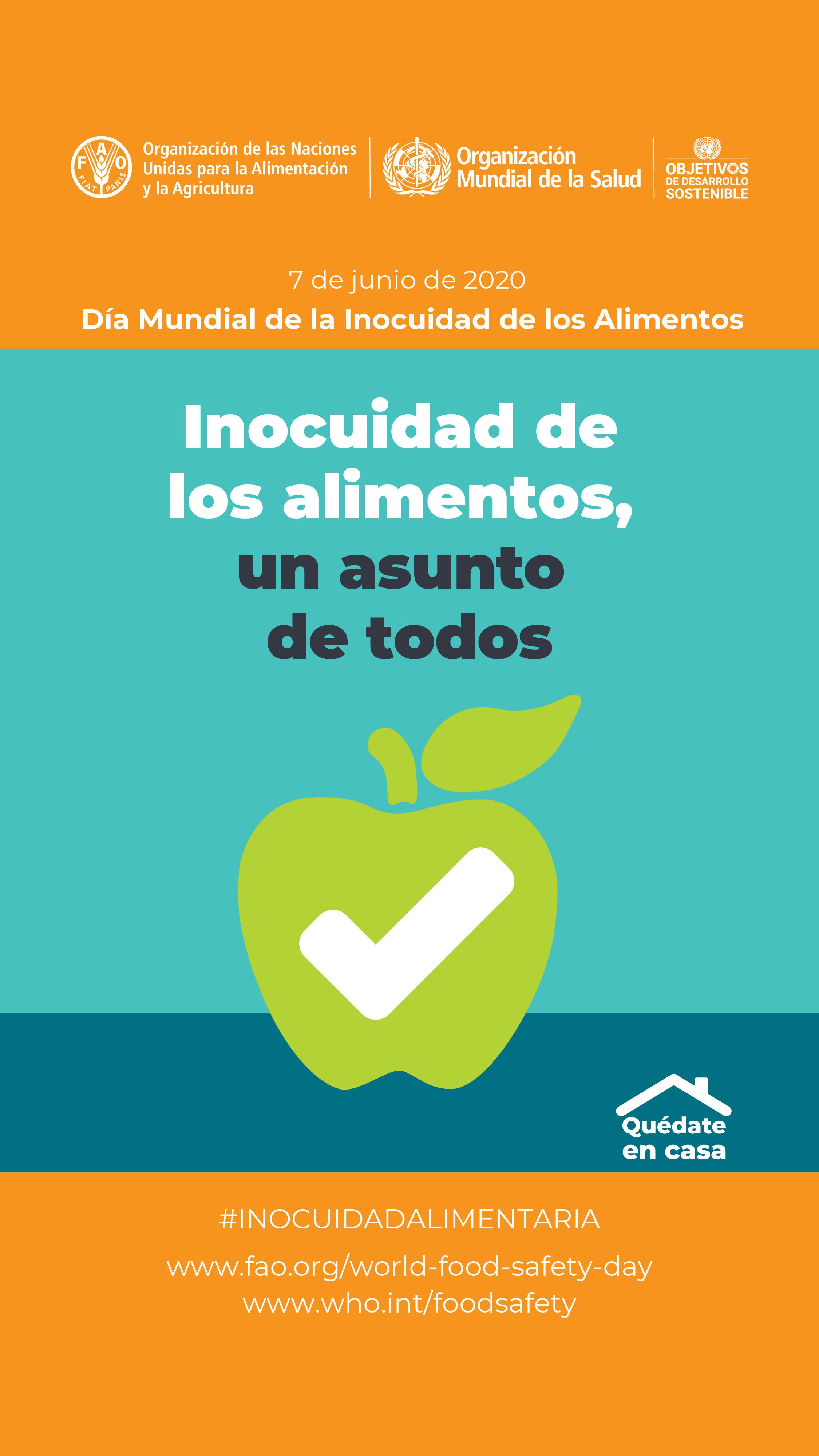 Dia Mundial De La Inocuidad De Los Alimentos Secretaria De Salud Gobierno Gob Mx