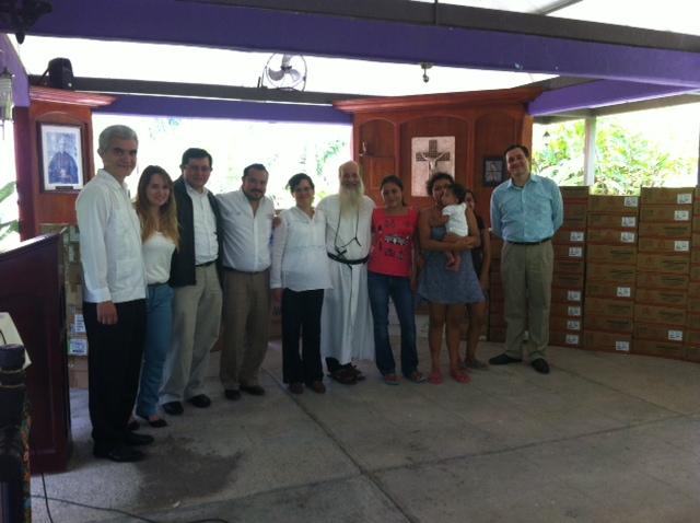 FOTO 1 Coordinan la SRE y COFEPRIS donaci n de medicamentos a la Casa del Migrante  en Tapachula.jpg