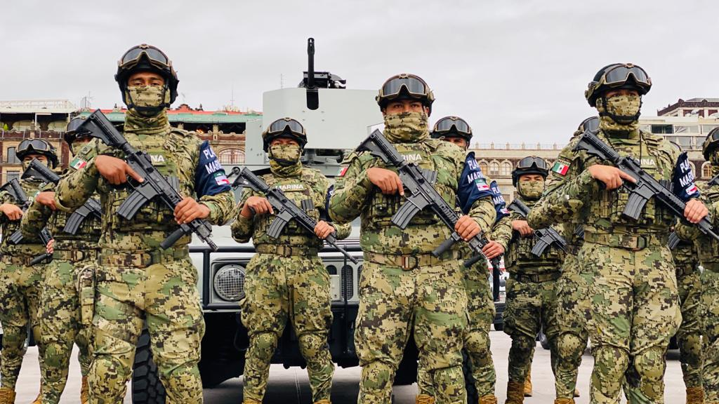Personal de Infantería de Marina