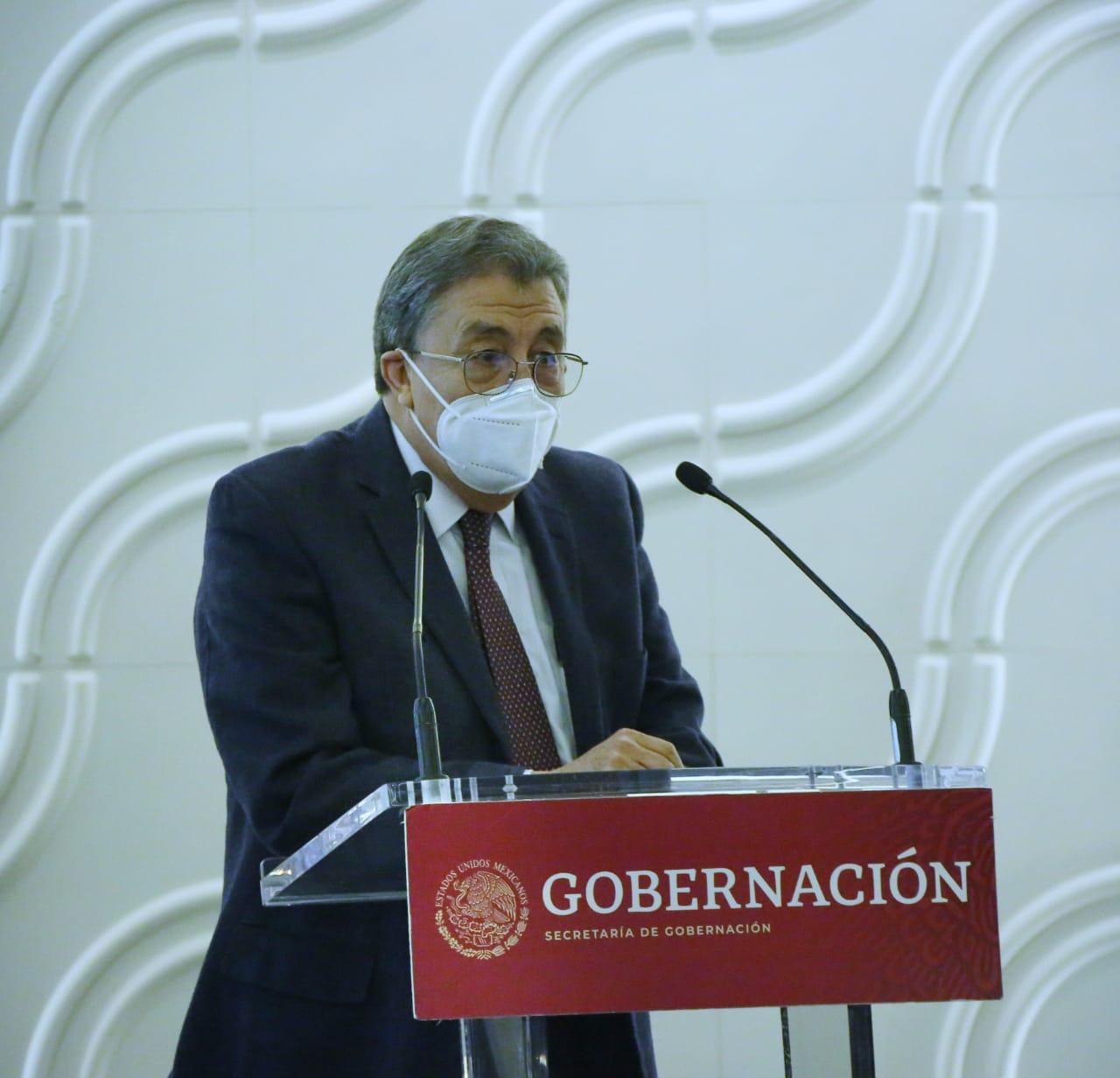 Juan Pablo Arroyo Ortíz, Subsecretario de Educación Media Superior de la Secretaría de Educación (SEP).