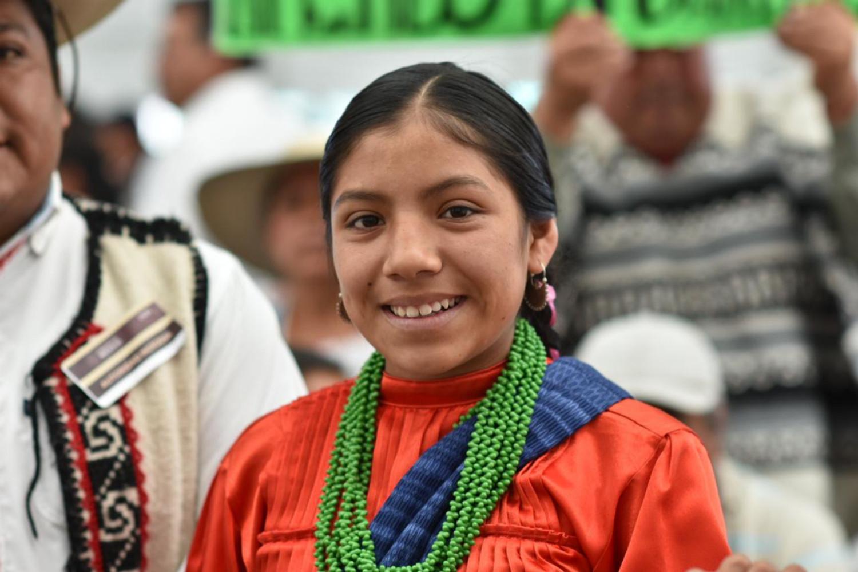 INPI reafirma su compromiso por garantizar el pleno ejercicio de los derechos de mujeres indígenas y afromexicanas.