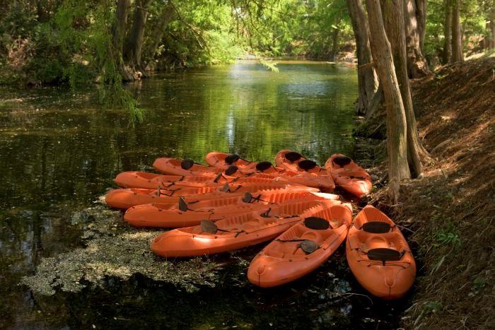 Kayak en Biosfera El Cielo Tamaulipas 1jpg
