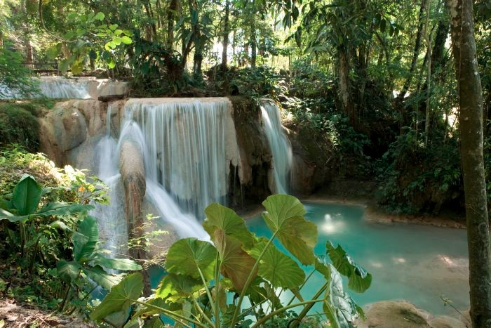 Cascada en Agua Azul Chiapas jpg