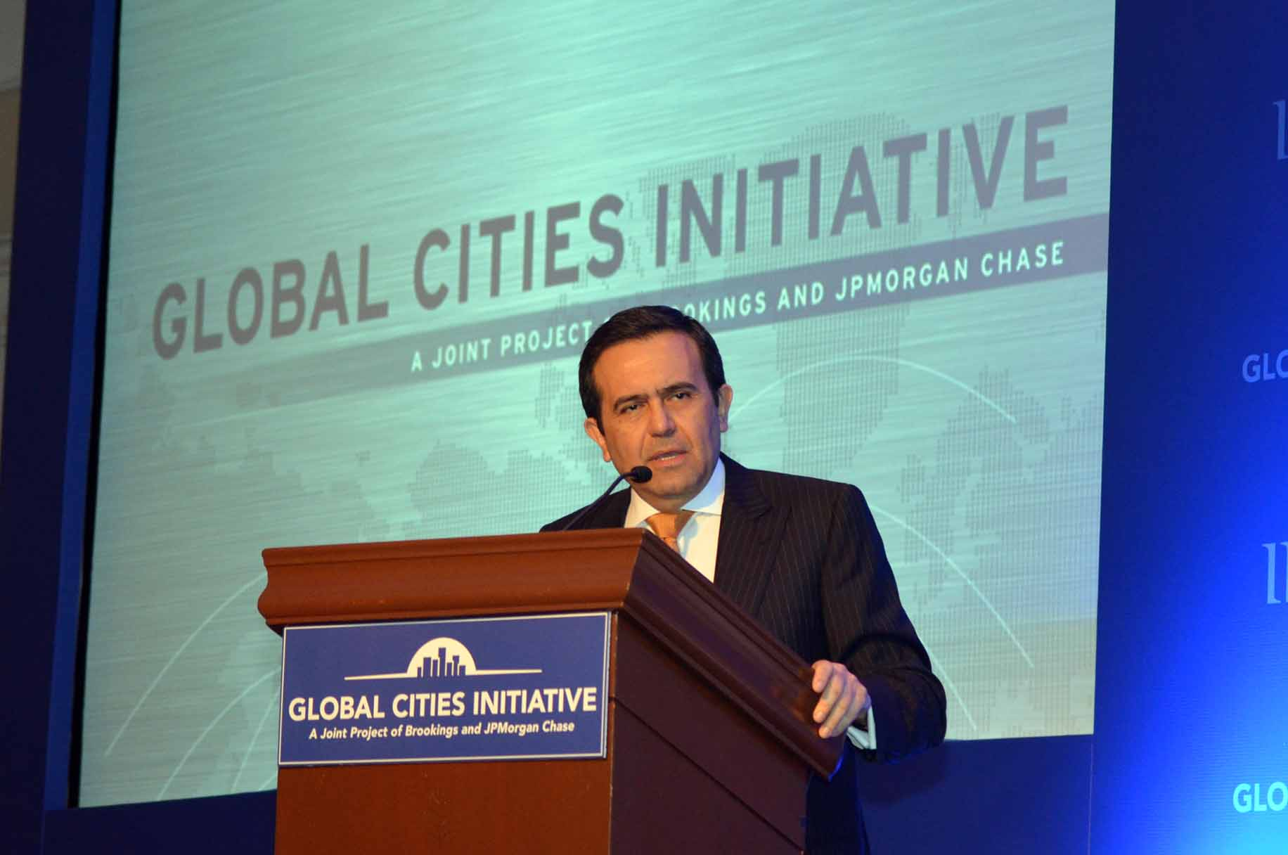 Global cities initiative 8